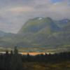 Sun in the Valley Patagonia 16x20